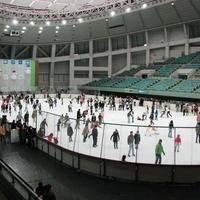 大阪プール アイススケート場の写真