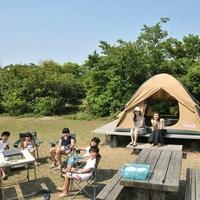 休暇村伊良湖キャンプ場の写真