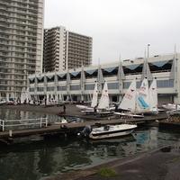 滋賀県立柳が崎ヨットハーバーの写真