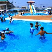 新居浜市東雲市民プールの写真