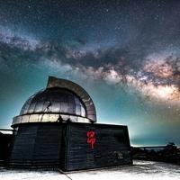 中小屋天文台昴ドームの写真