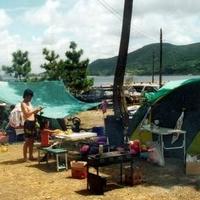 仁崎キャンプ場の写真