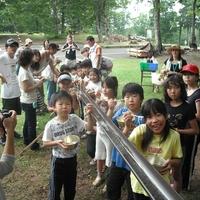 休暇村乳頭温泉郷キャンプ場の写真