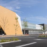日進市立図書館の写真