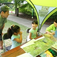 山梨県他機関県民の森森林科学館の写真