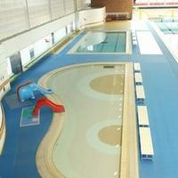 函館市民プールの写真