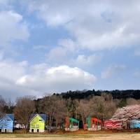 城里町総合野外活動センターふれあいの里の写真