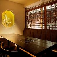 個室 × 韓国料理 銀座MUNの写真