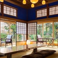 辻家庭園の写真