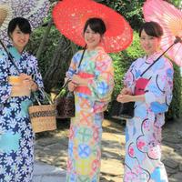 松江着物レンタル 堀川小町の写真