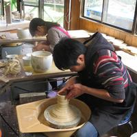 砥部町役場 農村工芸体験館の写真