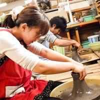 ギフトふじい・クマの陶芸教室の写真