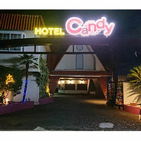 ホテル キャンディ(旧:大分アイネ)の写真