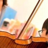 窪田ヴァイオリン 甲府市徳行教室の写真