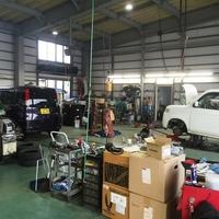 小口自動車整備工場の写真