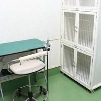 小倉台どうぶつ病院(ペットホテル)の写真