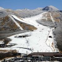 くじゅう森林公園スキー場の写真