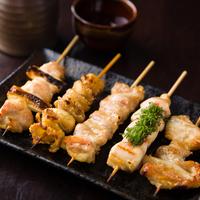 ワインと日本酒 炭火串焼バル源治の写真