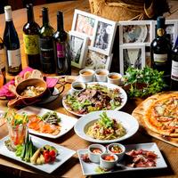 キッチン&欧州酒場 アオゾラテーブルの写真