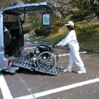 介護タクシーひばりの写真