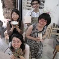 白金陶芸教室の写真