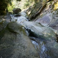 三郎の滝の写真