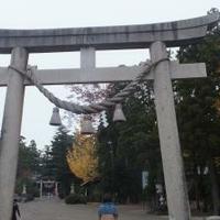 越中一宮 高瀬神社の写真