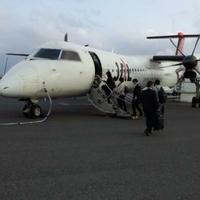 沖永良部空港の写真