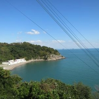 福浦海水浴場の写真