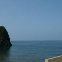 三本杉岩の写真