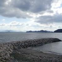 日振島日崎海水浴場の写真