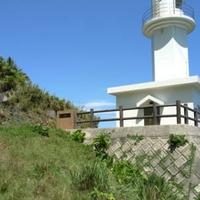 ノンゼ岬・悪石島灯台の写真