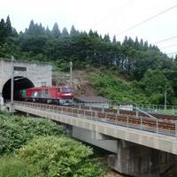 青函トンネル入口広場の写真