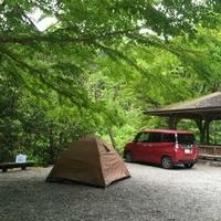 松葉川林間キャンプ場の写真