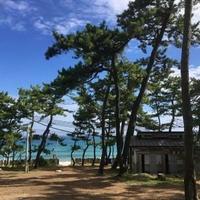 若狭和田海水浴場(若狭和田キャンプ場)の写真