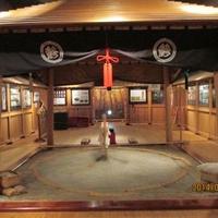 鰺ヶ沢相撲館の写真