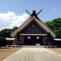 千葉縣護國神社の写真