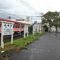 鹿屋市鉄道記念館の写真