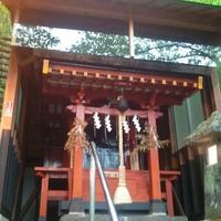 温泉神社の写真