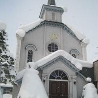 カトリック弘前教会の写真