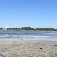 材木座海水浴場の写真