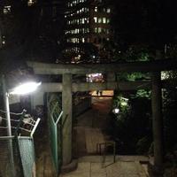 筑土八幡神社の写真
