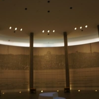 国立広島原爆死没者追悼平和祈念館の写真