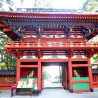 久能山東照宮の写真