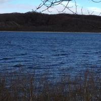 達古武湖の写真