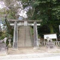 千栗八幡宮の写真