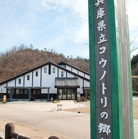 兵庫県立コウノトリの郷公園の写真