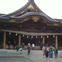 寒川神社の写真