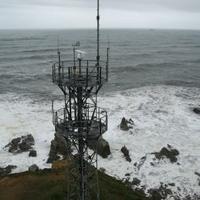犬吠埼灯台の写真