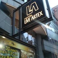 大阪ホテルライブアーテックスの写真